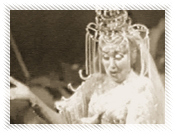 Beverly Sills as Queen of Shemahka