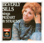 Beverly Sills - sings Mozart and Strauss
